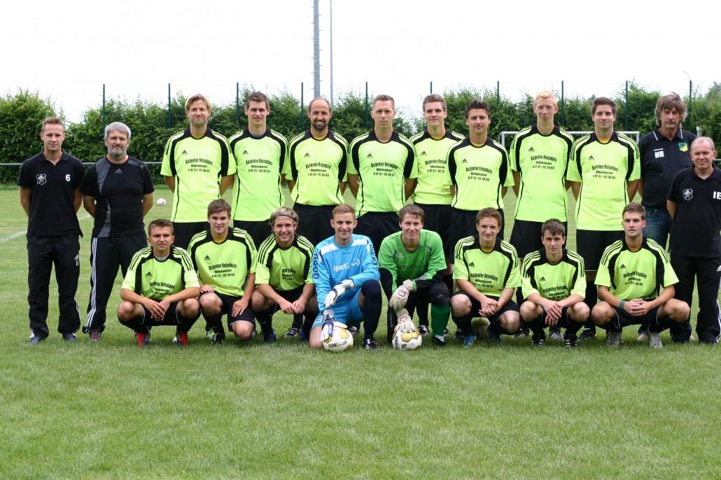 TSV 1. Herren Saison 2013/2014